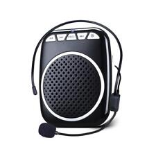Portable Loud Speaker Voice Amplifier Microphone Booster Waist Band PA System