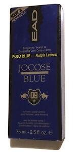 Polo Blue by Ralph Lauren Jocose Blue 2.5oz EAD comp/version 🚨(Brand New In Box