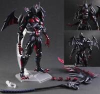 28cm Play Arts Kai Monster Hunter 4 Ultimate Diablos Armor Action Figure Figuren