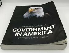 GOVERNMENT IN AMERICA EDWARDS & WATTENBERG 2014 Elections And Updates