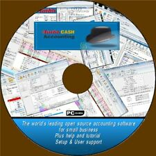 TURBOCASH 5 PROFESSIONAL ACCOUNTING SOFTWARE PC CD ROM THE BEST FINANCE PACKAGE