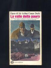 A. Conan Doyle - La valle della paura, Sherlock Holmes Oscar Mondadori 1971  R