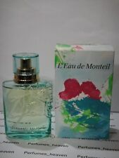 L' EAU DE MONTEIL BY MONTEIL EAU DE PARFUM  1.7 oz / 50 ML FOR WOMEN NEW IN BOX