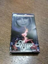 Barbara Mandrell Steppin' Out Concert VHS 1995 Tested