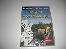 RASCAL & PIOPPO-Tedesco COVER PC add-on di espansione Simulatore ferroviario NUOVO