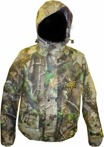 Rocky Realtree APG Camo Child's Children's Waterproof Breathable Shooting Jacket