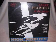 Eddie Heywood at the Piano Mercury Records MG 20590