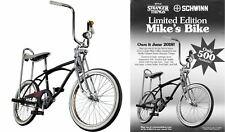 New ListingSchwinn Stranger Things Mike's cruiser bike Replica from the Netflix series