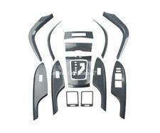 Carbon fiber style Car interior kit Cover Trim For Toyota Corolla 2007-2013