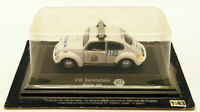 Altaya 1/43 Scale Model Car 38933 - 1979 VW Beetle Escarabajo - Policia