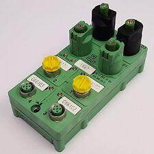 Phoenix Contact I/O Module - IB L2 BOX 24 DO 4/4 M12-2A-D, 4 Digital Outputs