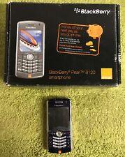 BlackBerry Pearl 8120 - Blue (Orange) Smartphone