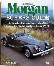 ILLUSTRATED MORGAN BUYER'S GUIDE THREE-WHEELERS AND FOUR-WHEELERS ISBN0879382147