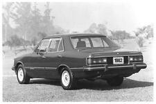 Photo. Brazilian 1982 Chevrolet Diplomata Auto Ad