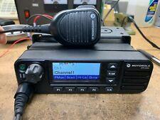 Motorola Xpr5550e Mobile Radio - 40 Watt - 450-512 Mhz - Enabled - Connect Plus
