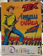 TEX N.204 I RIBELLI DEL CANADA Ed. DAIM PRESS SCONTO 15%
