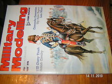 Military Modelling Vol 6 n°5 Stalin Organ Cavalry GB