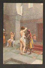 EGYPTE / FEMMES à l' HEURE du BAIN