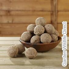 300 Fat / Suet Balls (No Net) Fatballs for Wild Bird Food (2 x 150)