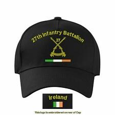 Irish Military Irish Defence Forces Adult Baseball Cap One Size Fits All