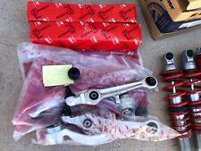 Audi B5 A4 S4 C5 A6 Passat VW 4 Piece Control Arm Kit Lower TRW OEM 8E0407694