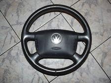Lederlenkrad Multifunktion VW Golf 4 Bora Passat 3B 3BG Lenkrad