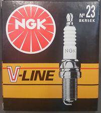 4X NGK V-Line 23 Bujía BKR5EK, 4483 , VL23 Opel #