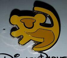 Disney Pin Simba Lion King Authentic Free Shipping