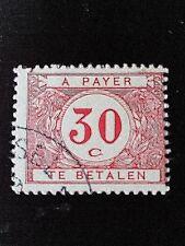 STAMPS - TIMBRE - POSTZEGELS - BELGIQUE - BELGIE 1922  NR.TX35  (ref. 739 )