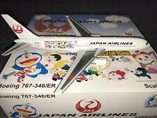 "1:200 JCWINGS B767-300 JAL Japan Airlines ""Doraemon Jet"""