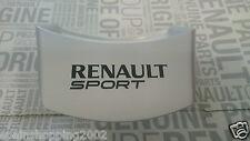 INSERT VOLANT RENAULT SPORT CLIO III 3 RS ORIGINAL INSERTO STEERING VOLANTE