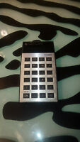 Texas Instruments TI-1025 Vintage Calculator Decent Cond Tested Working