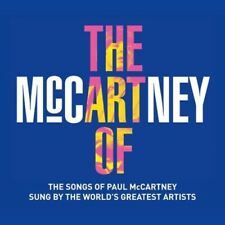 The Art of McCartney Deluxe Edition CD DVD