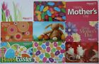 9 Walmart Easter Mother`s Valentine`s Day Empty Gift Card Collectible Lot USA For Sale