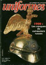 Revue magazine militaire uniformes armées de l'histoire no 96 juil août 1986 boo