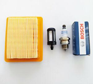 Luftfilter für Stihl FS120 FS200 FS250 FS300 FS350 FS380 FS400 FS450 FS480 BT120