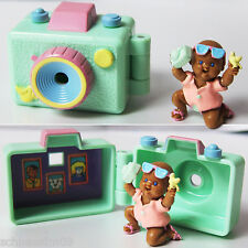 Polly Pocket Mimi & the Goo Goos Camera Kamera und Baby mit Kamera