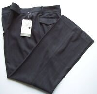NWT Emma James by Liz Claiborne Black Career Stretch Pants  Size 16