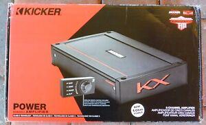 Kicker 44KXA8005 800 Watt 5-Channel 1-Ohm Stable Class D Amplifier/Amp