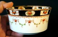 Beautiful Melba Hand Painted Imari Slop Bowl