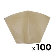 100x Vacuum Paper Bags to suit PACVAC SUPERPRO 700 Backpack Vacuum cleaners