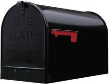 Gibraltar Jumbo Post Mount Mailbox Galvanized Steel Extra Large Rural Mail Box