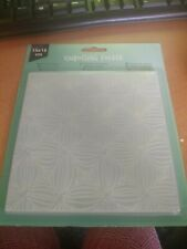 EMBOSSING FOLDER 15X15 CM/SUITABLE FOR MACHINE (A35)