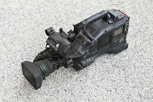 "Panasonic AJ-HPX2100E HD 2/3"" P2 Kamera AVC INTRA Proxyboard - 760 Betriebsstd."