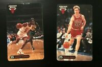 1997 Lot of two Bulls Discount Cards Kerr & Cafffey