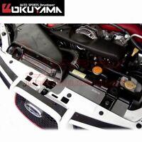 OKUYAMA Carbing Radiator Cooling Panel Aluminum for IMPREZA STI GDB 421 051 0