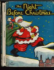 The Night Before Christmas Copyright 1938 (MCMXXXVIII)
