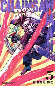 Chainsaw Man, Tome 5 — Tatsuki Fujimoto Kazé Manga Shōnen Up