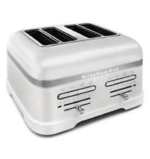 KITCHENAID KMT4203FP, Pro Line Series 4-Slice Pearl White Automatic Toaster