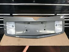 03-07 Cadillac CTS trunk finish panel With Reverse Lights